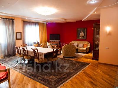 4-комнатная квартира, 201 м², 11/18 этаж, Курмангазы 145 — Муканова за 125 млн 〒 в Алматы, Алмалинский р-н