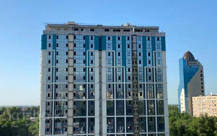 2-комнатная квартира, 62.1 м², 4/17 этаж, Толе би 185А за 26.5 млн 〒 в Алматы, Алмалинский р-н