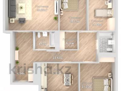 4-комнатная квартира, 154.8 м², 9/9 этаж, проспект Улы Дала 7/3 за ~ 58.9 млн 〒 в Нур-Султане (Астана), Есиль р-н — фото 9