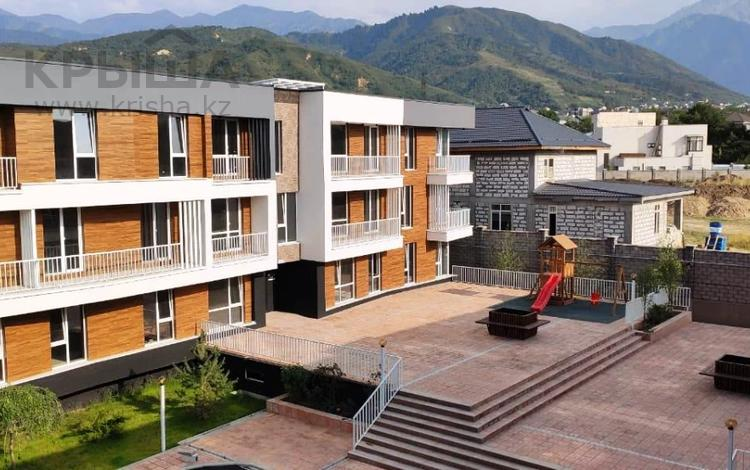3-комнатная квартира, 94 м², 1/3 этаж, мкр Нурлытау (Энергетик), Звёздная 6 за 36.4 млн 〒 в Алматы, Бостандыкский р-н