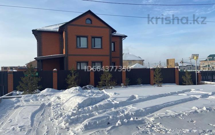 6-комнатный дом, 371 м², 20 сот., мкр Кунгей , Турекулова 68 за 119 млн 〒 в Караганде, Казыбек би р-н