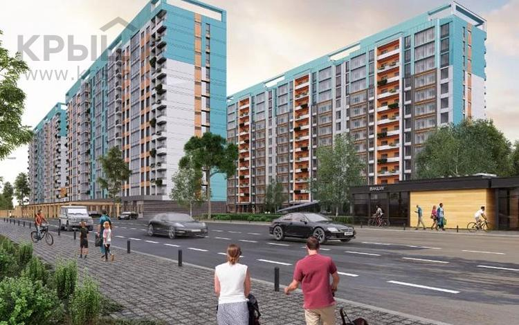 2-комнатная квартира, 55 м², 13/13 этаж, Макатаева 127/25 за 18.7 млн 〒 в Алматы, Алмалинский р-н
