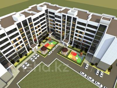 1-комнатная квартира, 47.19 м², 17 микрорайон участок 45/1 за ~ 4.7 млн 〒 в Актау