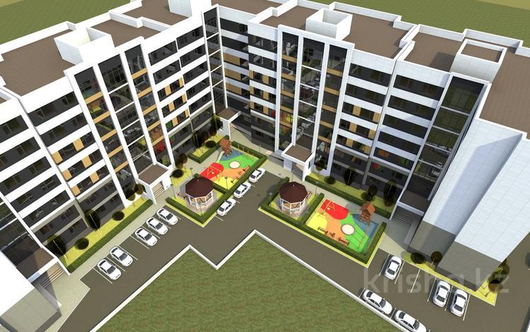 1-комнатная квартира, 47.19 м², 17 микрорайон участок 45/1 за ~ 5.2 млн 〒 в Актау
