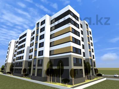 1-комнатная квартира, 47.19 м², 17 микрорайон участок 45/1 за ~ 4.7 млн 〒 в Актау — фото 4