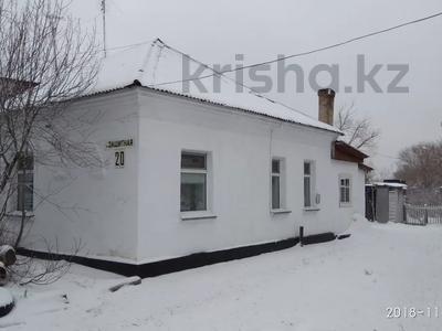 4-комнатный дом, 58 м², 7 сот., Защитная 20 за 8.5 млн 〒 в Караганде, Казыбек би р-н