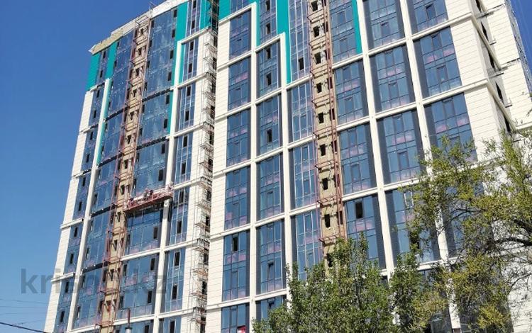 2-комнатная квартира, 63.8 м², 6/17 этаж, Толе Би 185 — Ауэзова за ~ 26.8 млн 〒 в Алматы, Алмалинский р-н