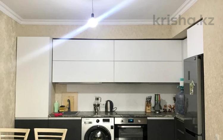 2-комнатная квартира, 80 м², 5/7 этаж на длительный срок, Кажымукана 37 за 400 000 〒 в Алматы, Медеуский р-н