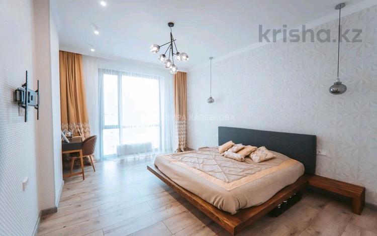 4-комнатная квартира, 136.7 м², 8/9 этаж, Каиыма Мухамедханова за 71 млн 〒 в Нур-Султане (Астана)