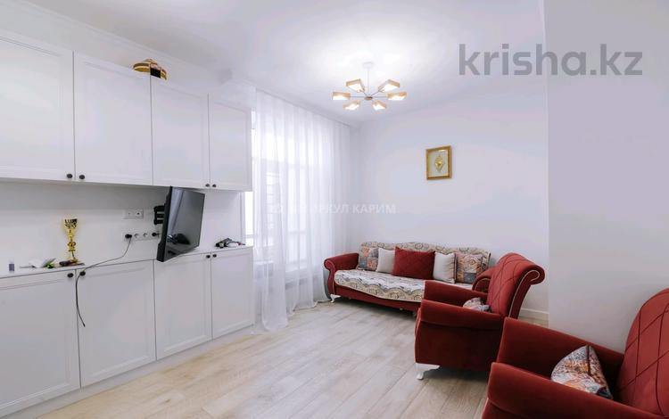 3-комнатная квартира, 85 м², 10/10 этаж, улица Алихана Бокейханова за ~ 39 млн 〒 в Нур-Султане (Астана), Есиль р-н