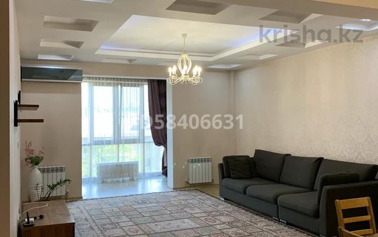 3-комнатная квартира, 123 м², 5/10 этаж, Ауэзова 163А — Бухар Жырау за 78 млн 〒 в Алматы, Бостандыкский р-н
