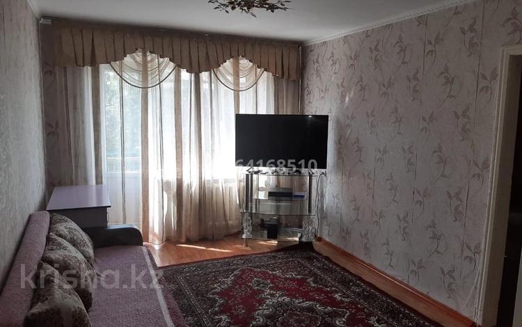 3-комнатная квартира, 70 м², 5/5 этаж посуточно, Конаева 19 за 7 000 〒 в Шу