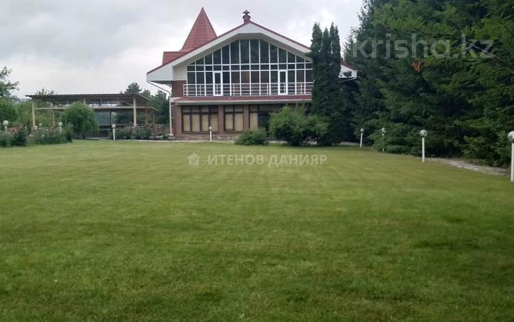6-комнатный дом, 465 м², 40 сот., Ондасынова 168 за 1.2 млрд 〒 в Алматы, Медеуский р-н