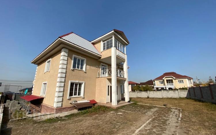 6-комнатный дом, 500 м², 10 сот., Кали Надырова — Козыбасы за 80 млн 〒 в Алматы, Наурызбайский р-н