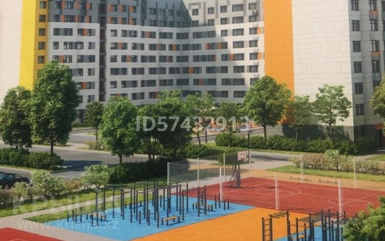 3-комнатная квартира, 91.27 м², 9/9 этаж, Туран — Керей и Жанибек ханов за 28 млн 〒 в Нур-Султане (Астана), Есиль р-н