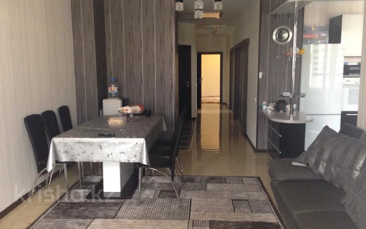 4-комнатная квартира, 130 м², 8/10 этаж, Кенесары хана 54 за 65 млн 〒 в Алматы, Наурызбайский р-н