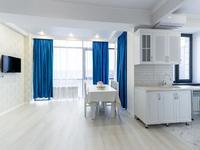 2-комнатная квартира, 65 м², 13/14 этаж посуточно, Гагарина проспект 124 — Абая за 15 000 〒 в Алматы, Бостандыкский р-н