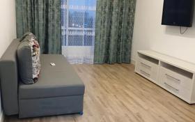 1-комнатная квартира, 35.8 м², 7/9 этаж помесячно, Абая 130 за 185 000 〒 в Алматы, Бостандыкский р-н