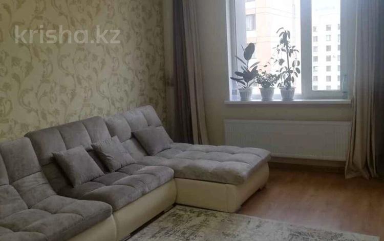 3-комнатная квартира, 74 м², 6/8 этаж, Улы Дала 6/3 — Сауран за 37 млн 〒 в Нур-Султане (Астана), Есиль р-н