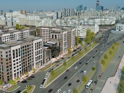 2-комнатная квартира, 65.95 м², 6/9 этаж, проспект Мангилик Ел 39 за ~ 25.4 млн 〒 в Нур-Султане (Астана), Есиль р-н