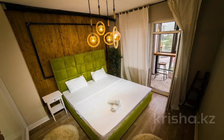 2-комнатная квартира, 80 м², 4/25 этаж посуточно, Розыбакиева 247 за 20 000 〒 в Алматы, Бостандыкский р-н