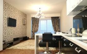 3-комнатная квартира, 120 м², 10/18 этаж помесячно, Бухар жырау — Хамита Ергали за 390 000 〒 в Алматы, Бостандыкский р-н