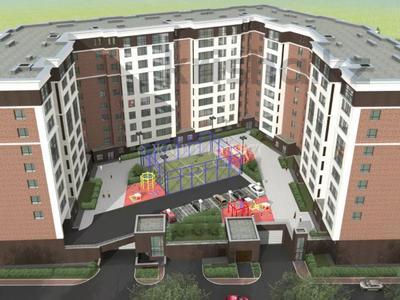 3-комнатная квартира, 106.21 м², 3/10 этаж, Бухар жырау 34 за ~ 29.7 млн 〒 в Нур-Султане (Астана), Есиль р-н — фото 4