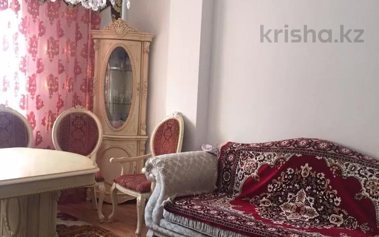 3-комнатная квартира, 106 м², 2/8 этаж помесячно, Сыганак 21/1 за 250 000 〒 в Нур-Султане (Астана), Есиль р-н