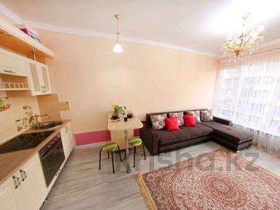 2-комнатная квартира, 40 м², 5 этаж по часам, улица Навои 208/6 за 2 500 〒 в Алматы, Бостандыкский р-н