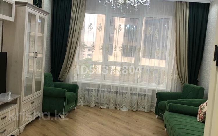 3-комнатная квартира, 110 м², 4/12 этаж помесячно, Розыбакиева 181а за 400 000 〒 в Алматы, Бостандыкский р-н