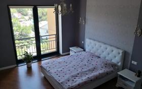 2-комнатная квартира, 80 м², 6/9 этаж помесячно, Кабанбай батыра 51 за 400 000 〒 в Алматы, Медеуский р-н