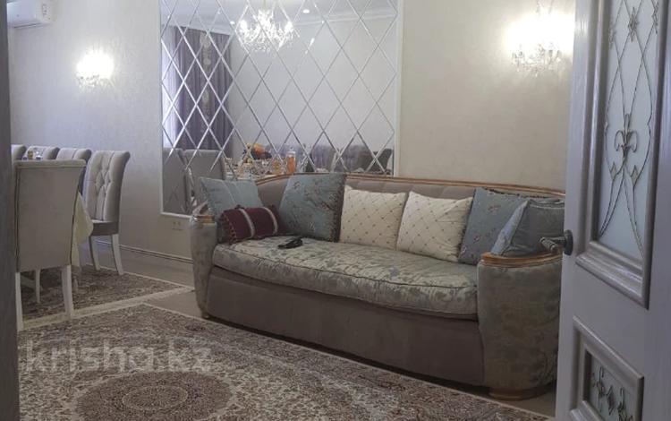 4-комнатная квартира, 141 м², 2/18 этаж, Навои — Торайгырова за 75 млн 〒 в Алматы, Бостандыкский р-н