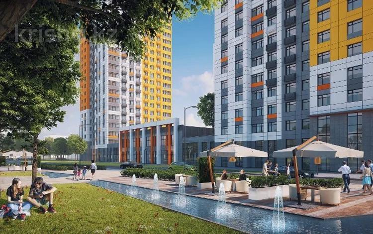 3-комнатная квартира, 90.5 м², Туран 57 за ~ 27.2 млн 〒 в Нур-Султане (Астана), Есиль р-н