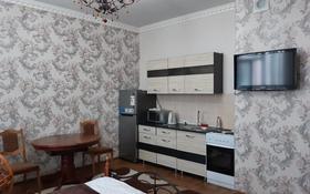 1-комнатная квартира, 39 м², 21/22 этаж посуточно, Нажимеденова 10/2 за 10 000 〒 в Нур-Султане (Астана), Алматы р-н