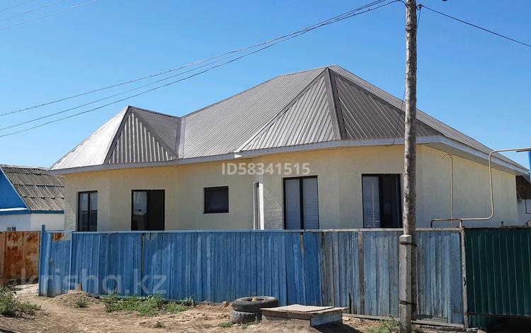 4-комнатный дом, 124 м², 7 сот., Калмуханова 57 за 26 млн 〒 в Балыкшы