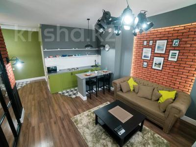 2-комнатная квартира, 70 м², 10/13 этаж посуточно, мкр Алмагуль 247 за 16 000 〒 в Алматы, Бостандыкский р-н — фото 3