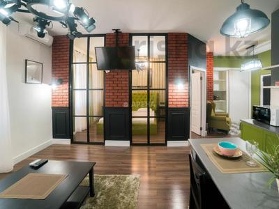 2-комнатная квартира, 70 м², 10/13 этаж посуточно, мкр Алмагуль 247 за 16 000 〒 в Алматы, Бостандыкский р-н — фото 11