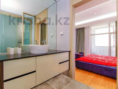 2-комнатная квартира, 90 м², 8/21 этаж посуточно, Байтурсынова 1 за 18 000 〒 в Нур-Султане (Астана) — фото 10