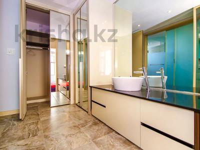 2-комнатная квартира, 90 м², 8/21 этаж посуточно, Байтурсынова 1 за 18 000 〒 в Нур-Султане (Астана) — фото 13