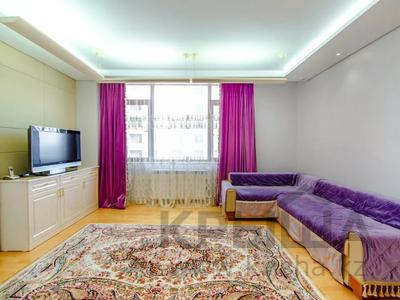 2-комнатная квартира, 90 м², 8/21 этаж посуточно, Байтурсынова 1 за 18 000 〒 в Нур-Султане (Астана)