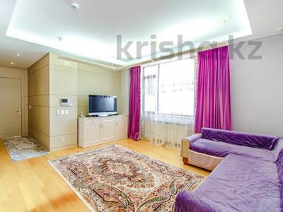 2-комнатная квартира, 90 м², 8/21 этаж посуточно, Байтурсынова 1 за 18 000 〒 в Нур-Султане (Астана) — фото 4