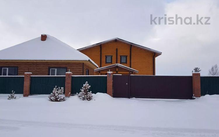 8-комнатный дом, 280 м², 15 сот., Окжетпес Самал 6 за 70 млн 〒 в Бурабае
