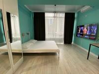 1-комнатная квартира, 35 м² посуточно, Гагарина 124 — Абая за 12 000 〒 в Алматы