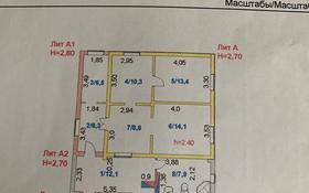 6-комнатный дом, 80 м², 0.0796 сот., К.Шакеева 52 за 13 млн 〒 в Кокшетау
