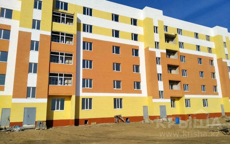 1-комнатная квартира, 47 м², 6/6 этаж, Батыс-2 51Г за 6.4 млн 〒 в Актобе, мкр. Батыс-2