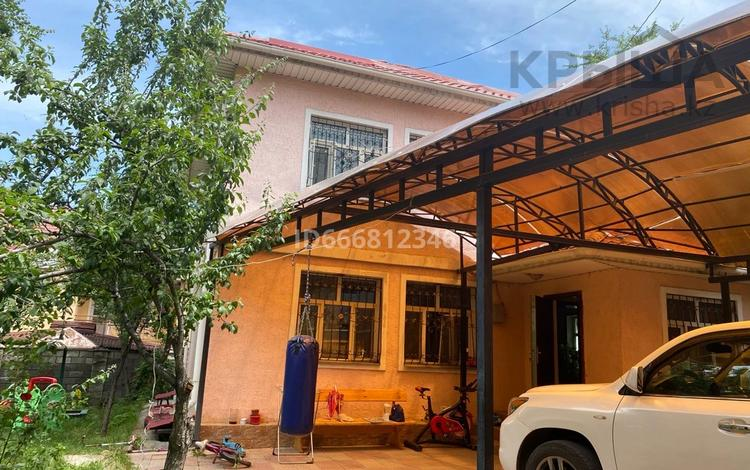 5-комнатный дом, 300 м², 7 сот., мкр Тастыбулак 260 — Римская за 49 млн 〒 в Алматы, Наурызбайский р-н