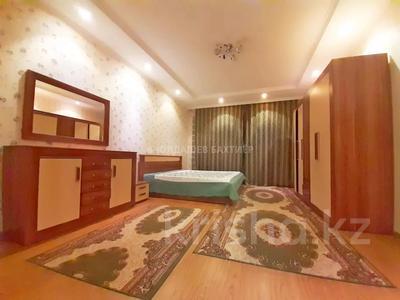 3-комнатная квартира, 125 м², 1/13 этаж, Ходжанова — Аль-Фараби за 55 млн 〒 в Алматы, Бостандыкский р-н