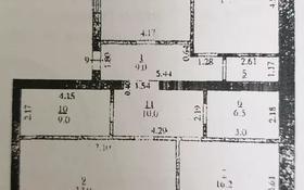 3-комнатная квартира, 129.9 м², 5/5 этаж, Тауелсиздик 16 за 30 млн 〒 в Актобе, мкр. Батыс-2