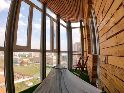 2-комнатная квартира, 81 м², 9/9 этаж помесячно, мкр Кадыра Мырза-Али за 300 000 〒 в Уральске, мкр Кадыра Мырза-Али — фото 16