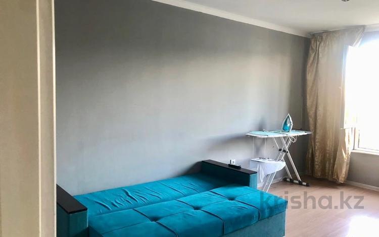 2-комнатная квартира, 55 м², 2/10 этаж помесячно, Аккент 25 — Райымбека за 110 000 〒 в Алматы, Алатауский р-н